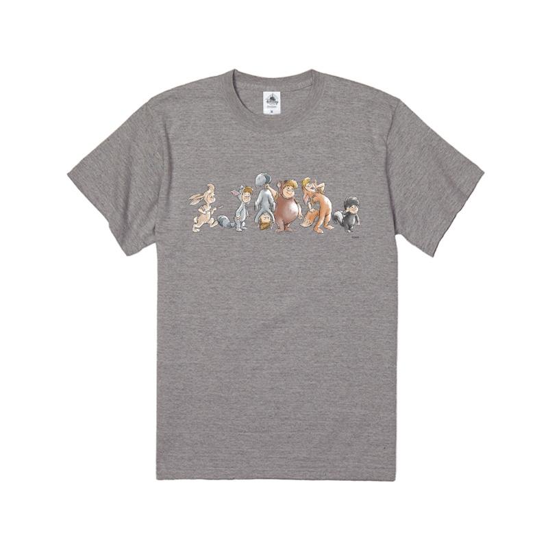 【D-Made】Tシャツ ピーター・パン 迷子たち