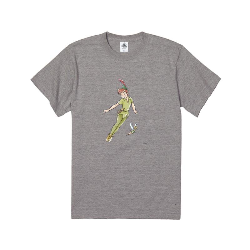 【D-Made】Tシャツ ピーター・パン ピーター・パン&ティンカー・ベル