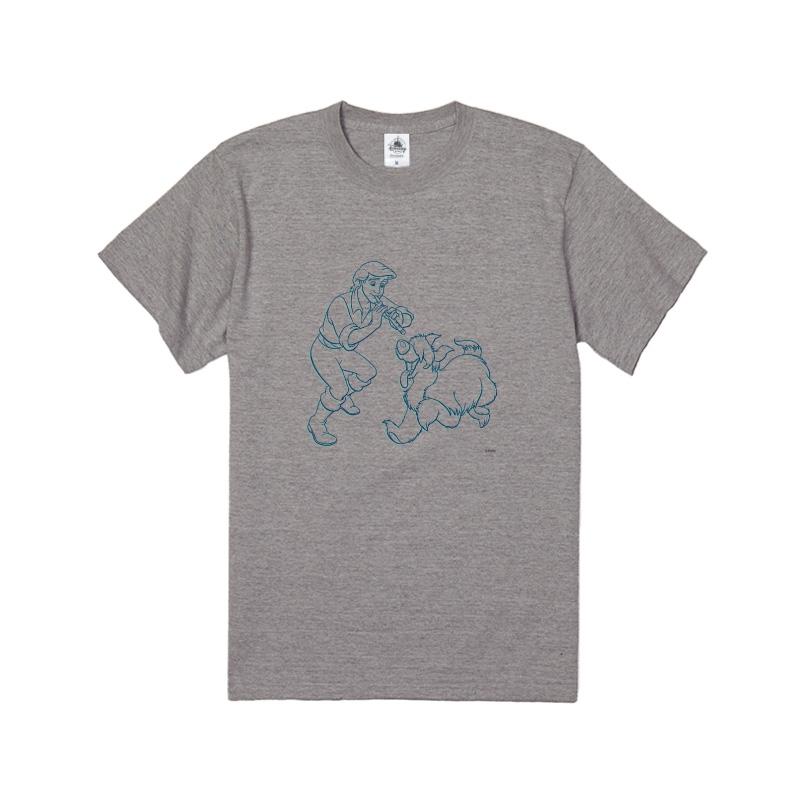 【D-Made】Tシャツ リトル・マーメイド エリック王子&マックス