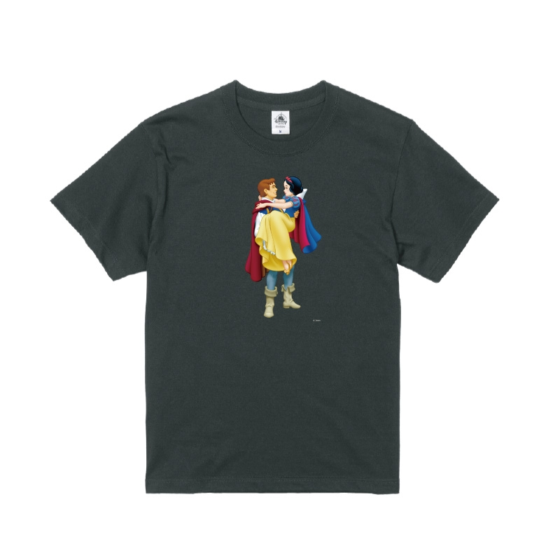 【D-Made】Tシャツ 白雪姫 王子&白雪姫