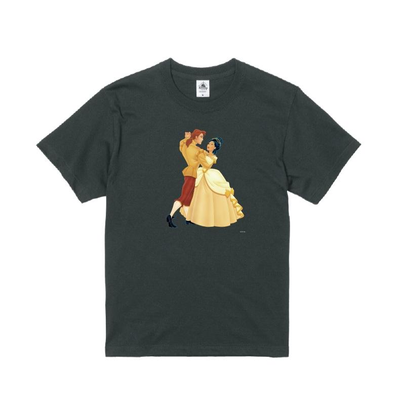 【D-Made】Tシャツ ポカホンタス II イングランドへの旅立ち ジョン・ロルフ&ポカホンタス