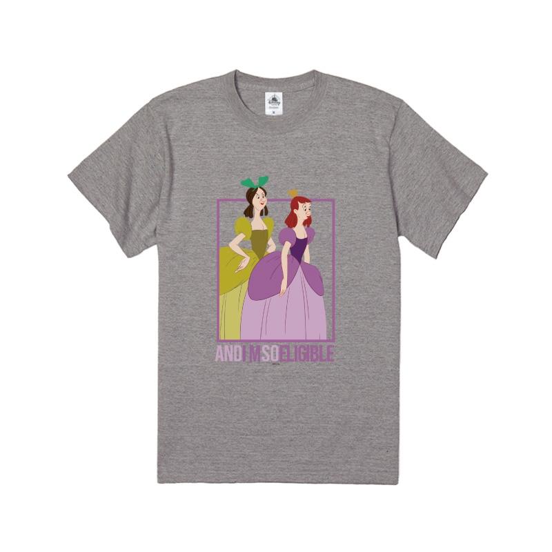 【D-Made】Tシャツ シンデレラ ドリゼラ&アナスタシア