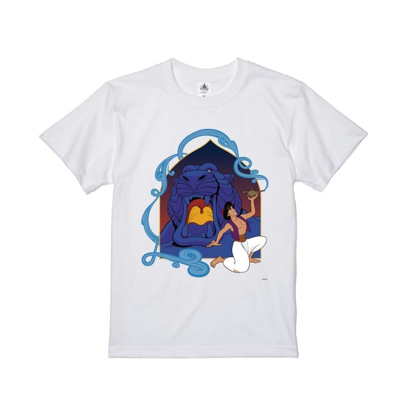 【D-Made】Tシャツ アラジン 魔法の洞穴&アラジン