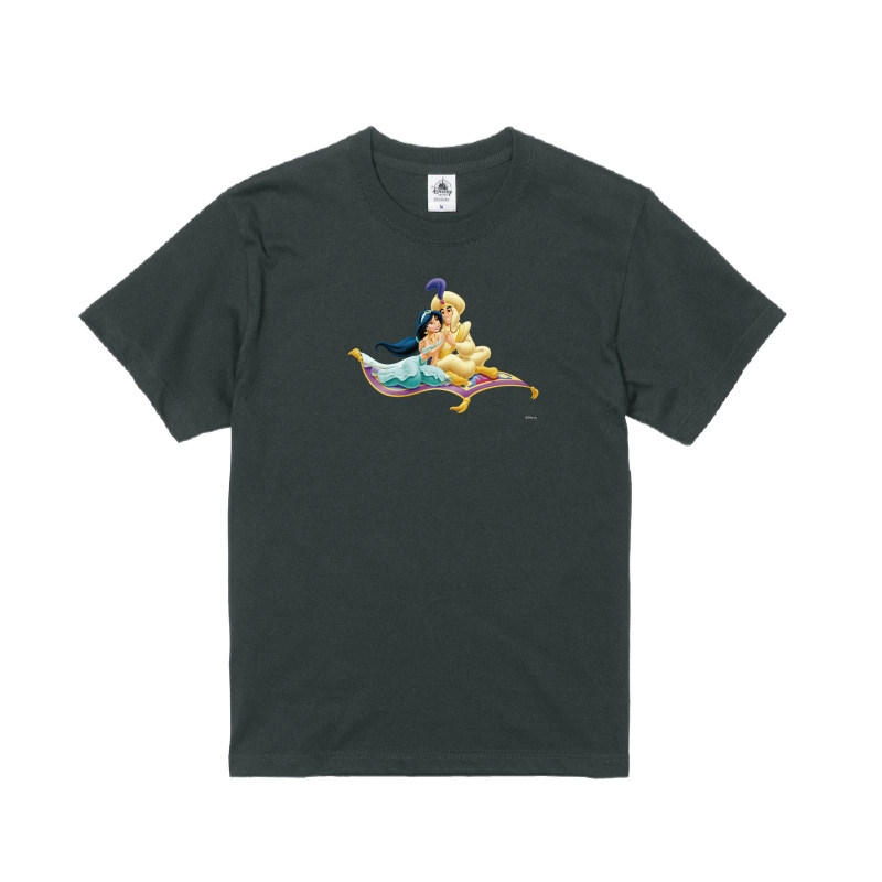 【D-Made】Tシャツ アラジン 魔法のじゅうたん&アラジン&ジャスミン