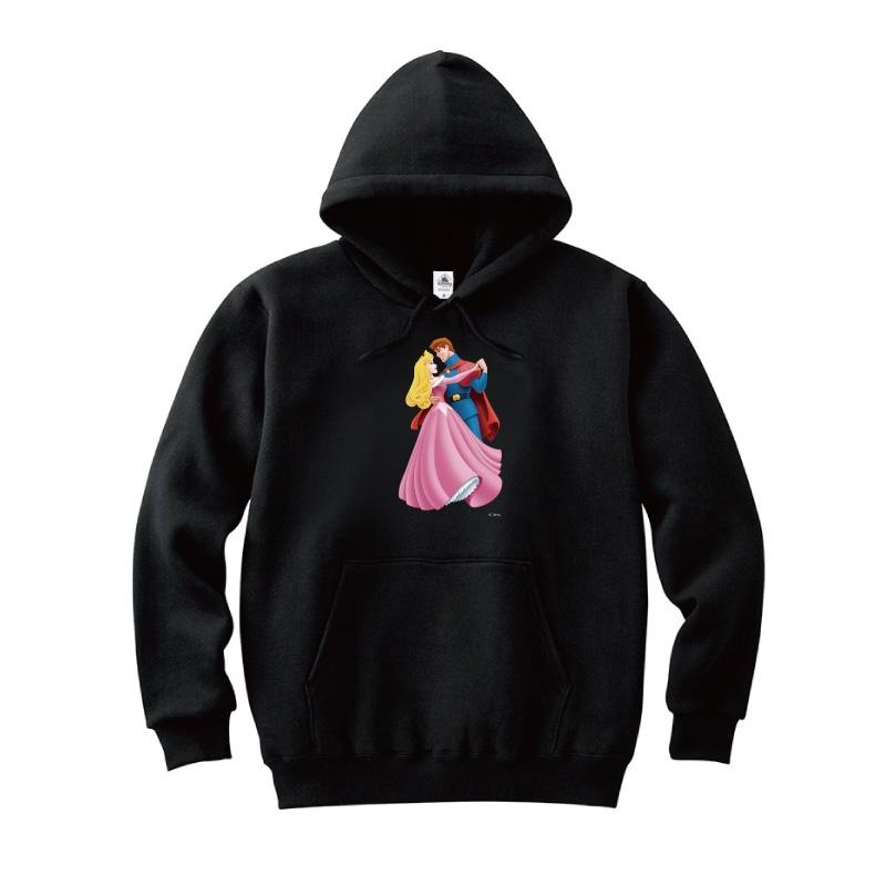 【D-Made】パーカー 眠れる森の美女 フィリップ王子&オーロラ姫