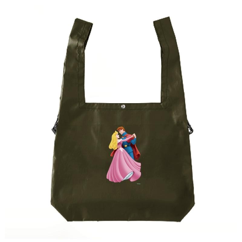 【D-Made】エコバッグ 眠れる森の美女 フィリップ王子&オーロラ姫