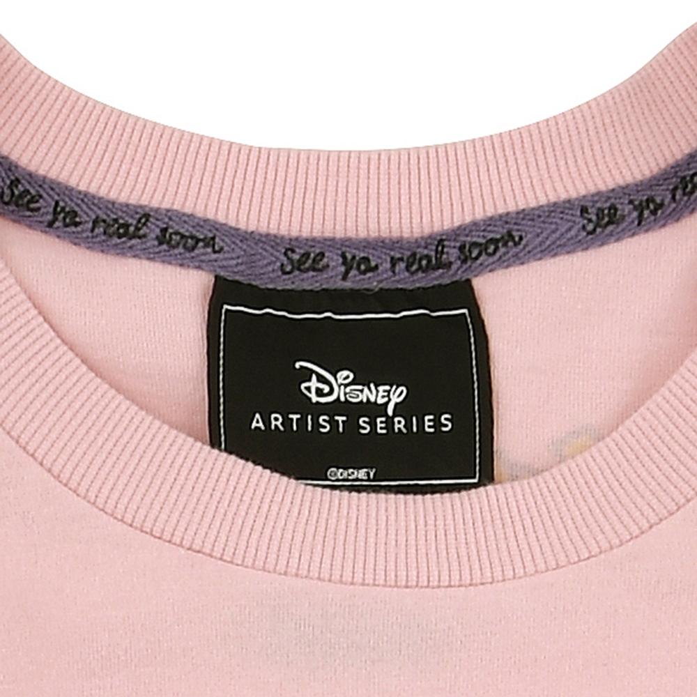 ミッキー 半袖Tシャツ TEAM MICKEY Artist Series by Nanako Kanemitsu