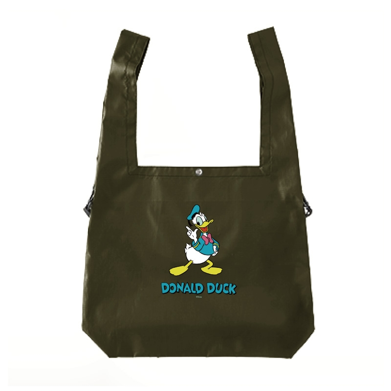【D-Made】エコバッグ ドナルド