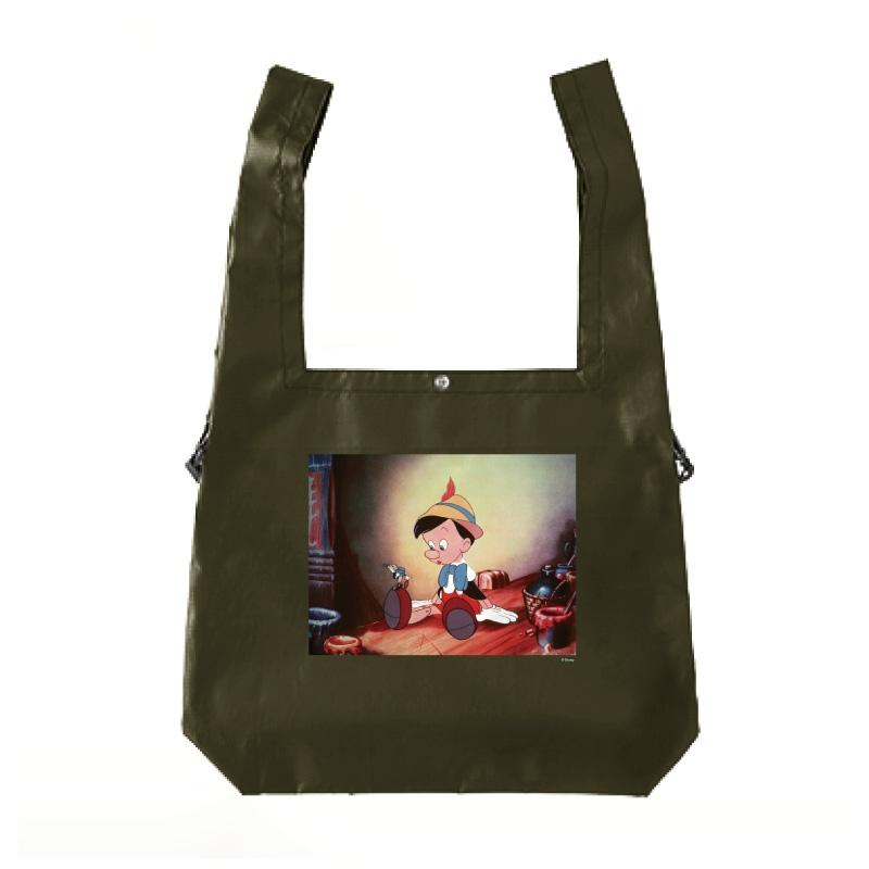 【D-Made】エコバッグ 映画『ピノキオ』