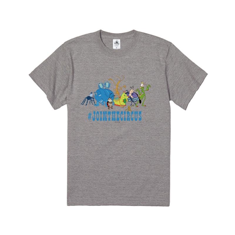 【D-Made】Tシャツ バグズ・ライフ 集合