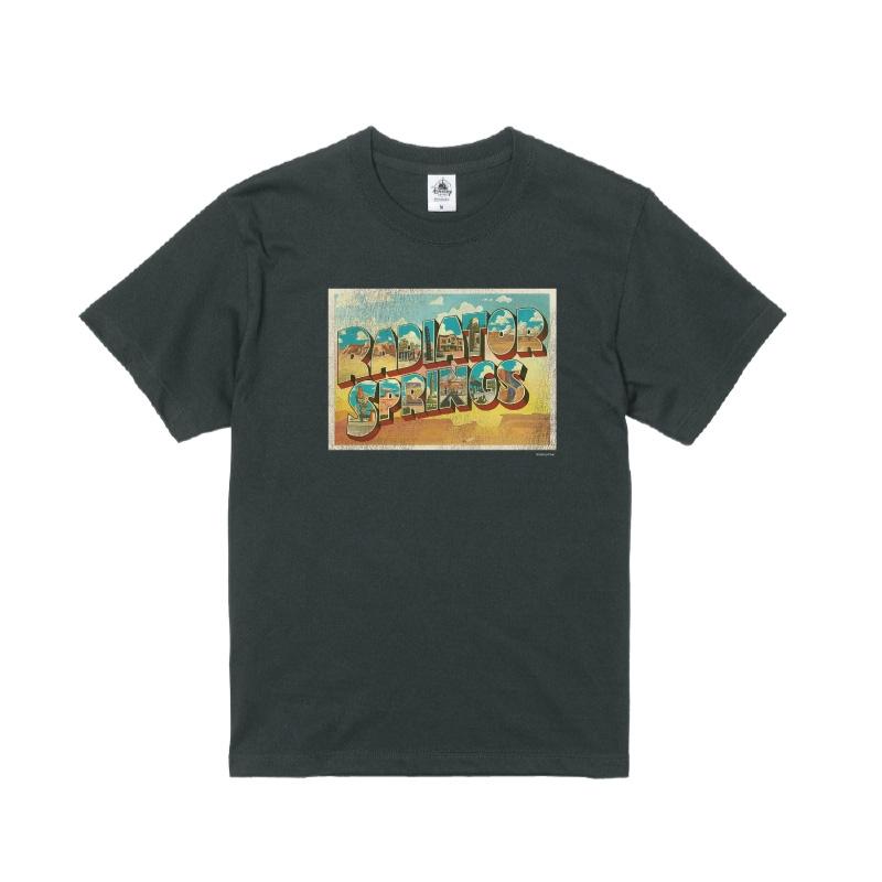 【D-Made】Tシャツ カーズ ラジエーター・スプリングス