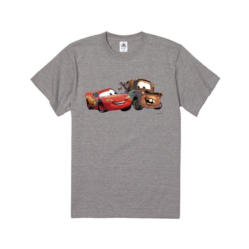 【D-Made】Tシャツ カーズ ライトニング・マックィーン&メーター フレンズ