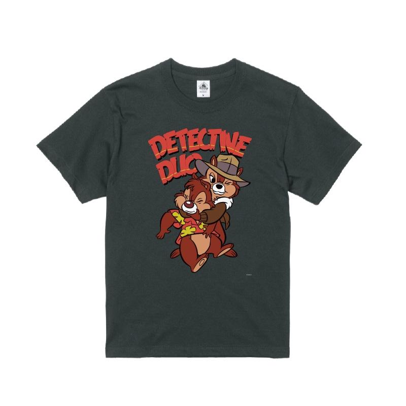 【D-Made】Tシャツ チップとデールの大作戦 レスキュー・レンジャーズ チップ&デール DETECTIVE DUO