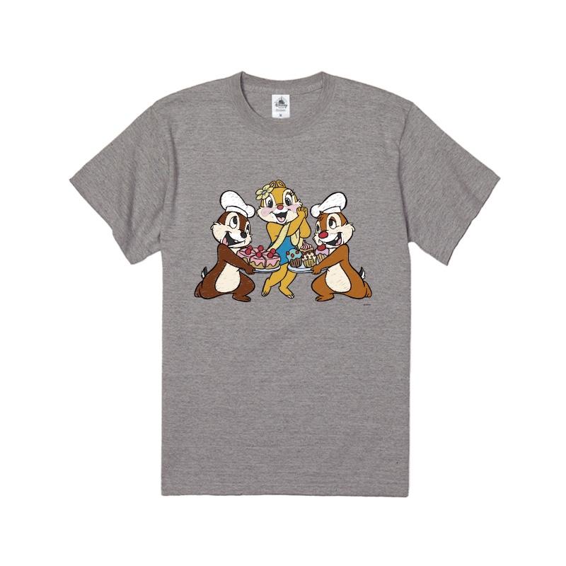 【D-Made】Tシャツ チップ&デール&クラリス パーティー