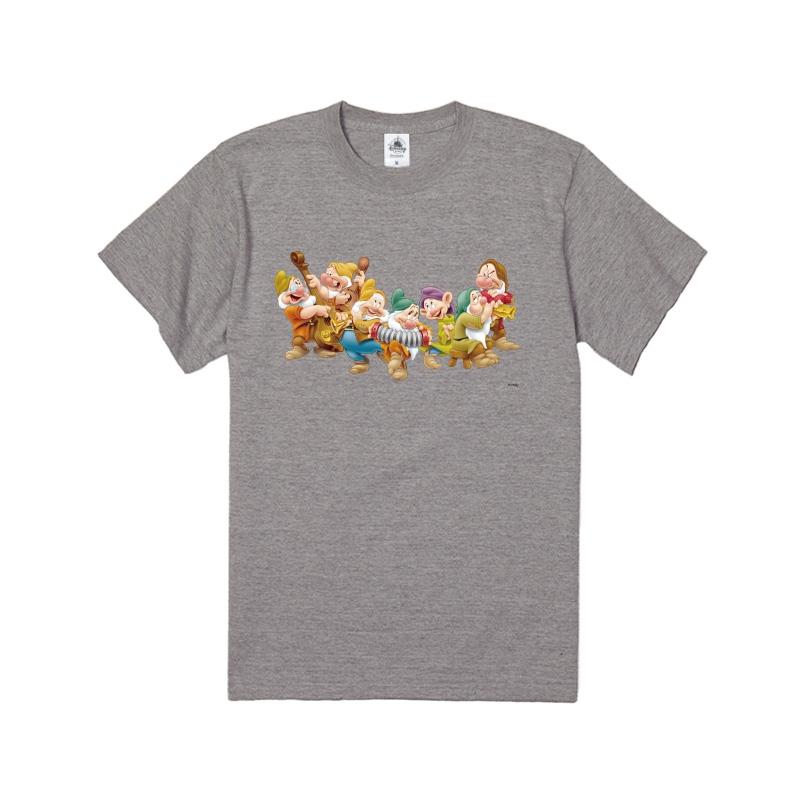 【D-Made】Tシャツ 白雪姫 7人のこびと