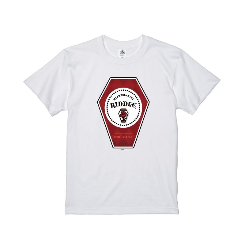 【D-Made】Tシャツ 『ディズニー ツイステッドワンダーランド』 リドル・ローズハート 扉型