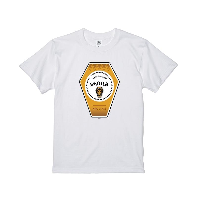 【D-Made】Tシャツ 『ディズニー ツイステッドワンダーランド』 レオナ・キングスカラー 扉型