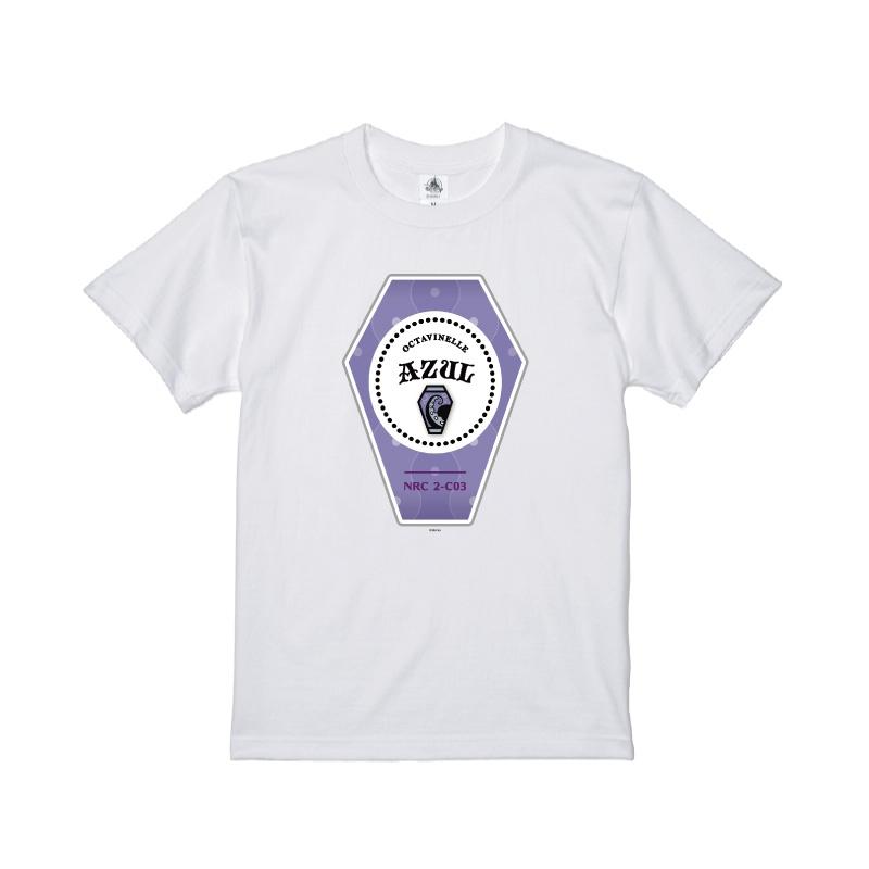 【D-Made】Tシャツ 『ディズニー ツイステッドワンダーランド』 アズール・アーシェングロット 扉型