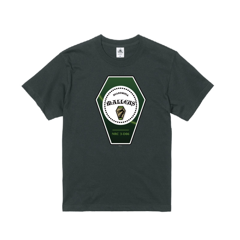 【D-Made】Tシャツ 『ディズニー ツイステッドワンダーランド』 マレウス・ドラコニア 扉型