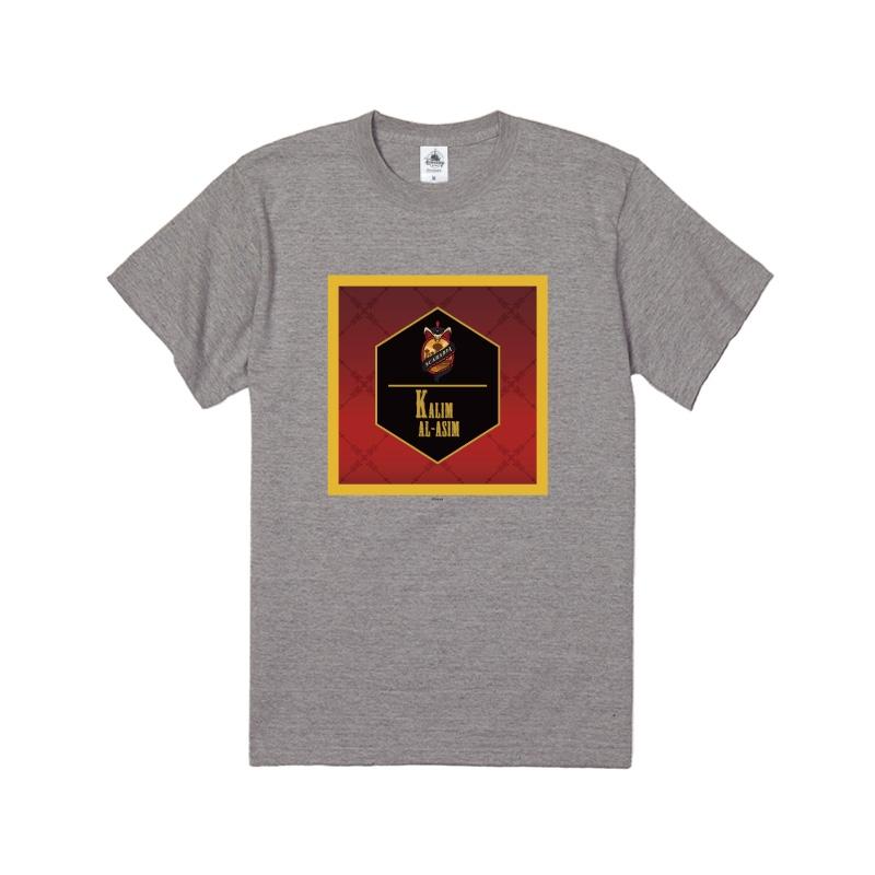 【D-Made】Tシャツ 『ディズニー ツイステッドワンダーランド』 カリム・アルアジーム 寮章
