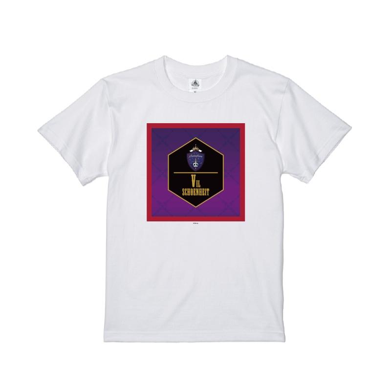 【D-Made】Tシャツ 『ディズニー ツイステッドワンダーランド』 ヴィル・シェーンハイト 寮章