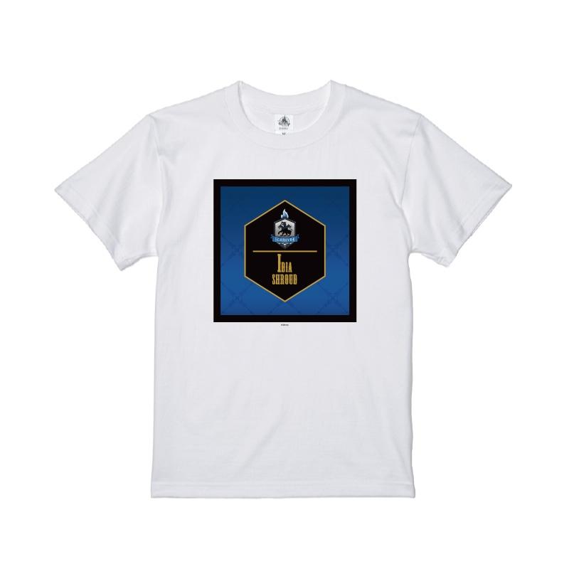 【D-Made】Tシャツ 『ディズニー ツイステッドワンダーランド』 イデア・シュラウド 寮章