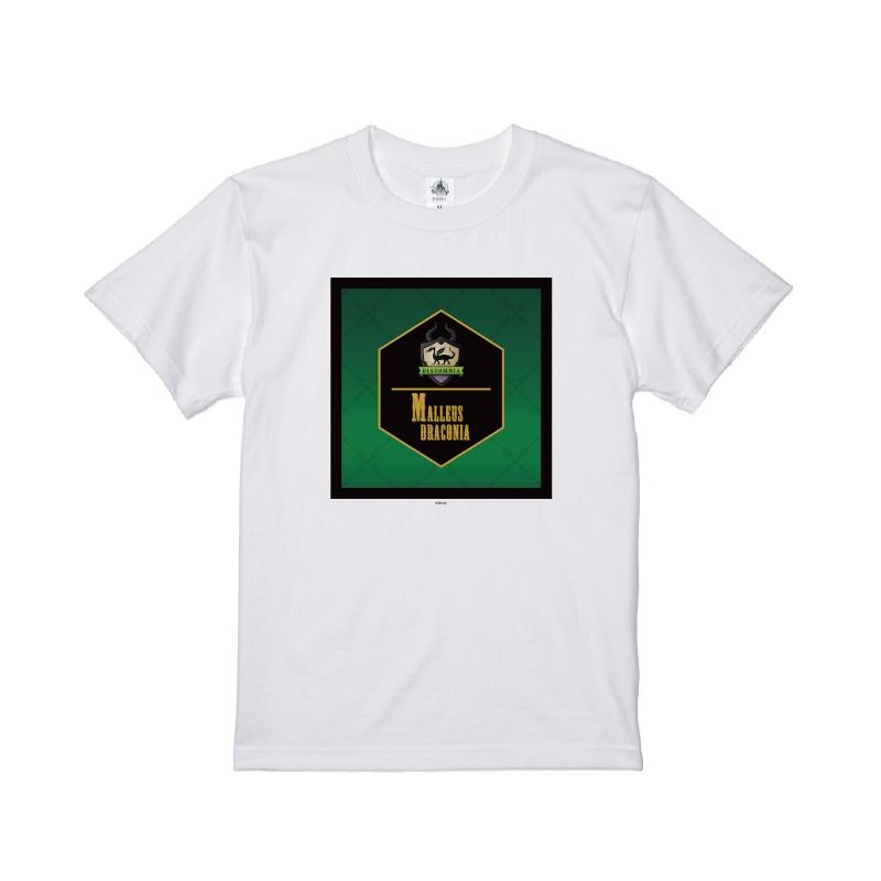 【D-Made】Tシャツ 『ディズニー ツイステッドワンダーランド』 マレウス・ドラコニア 寮章