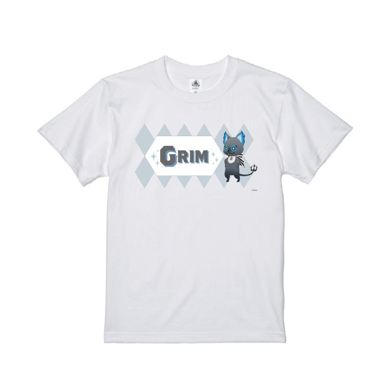 【D-Made】Tシャツ 『ディズニー ツイステッドワンダーランド』 グリム デフォルメ