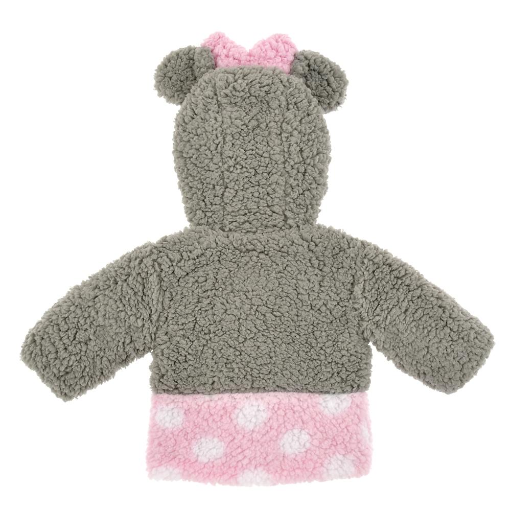ミニー ベビー用パーカー ボア Disney Baby