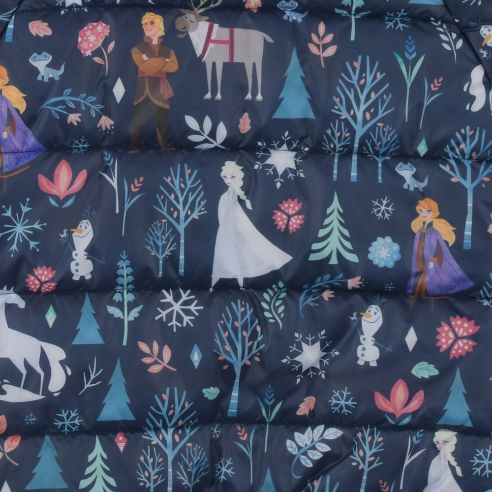アナと雪の女王2 キッズ用ジャケット 中綿