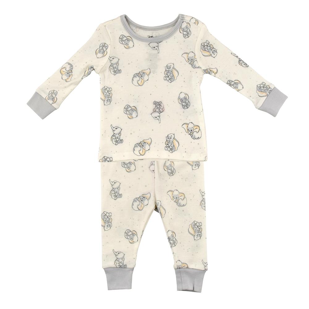 ダンボ ベビー用長袖パジャマ Disney Baby