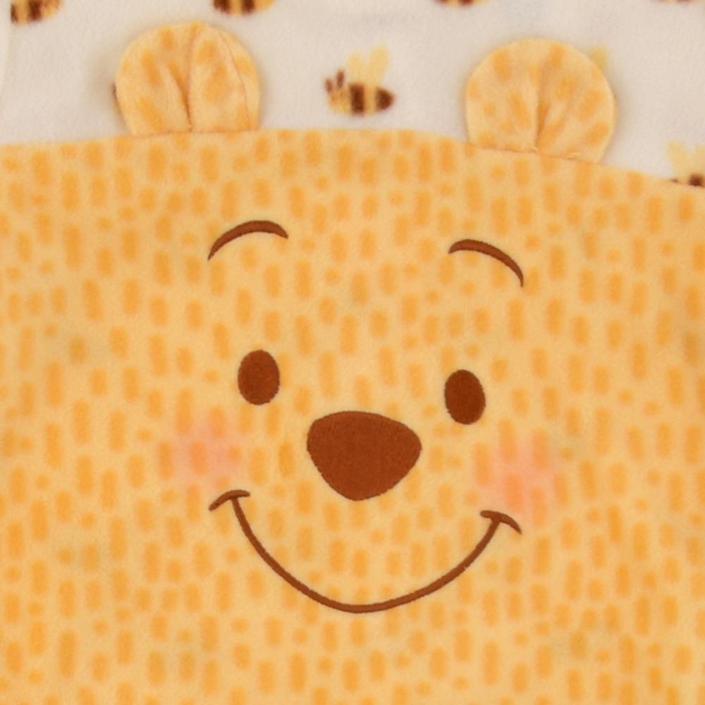 プーさん ロンパース Bee Disney baby