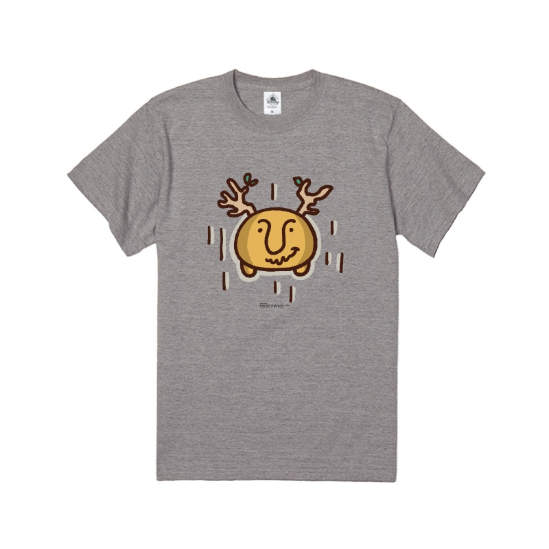 【D-Made】Tシャツ カナヘイ画♪くまのプーさん 食べすぎたプーさん