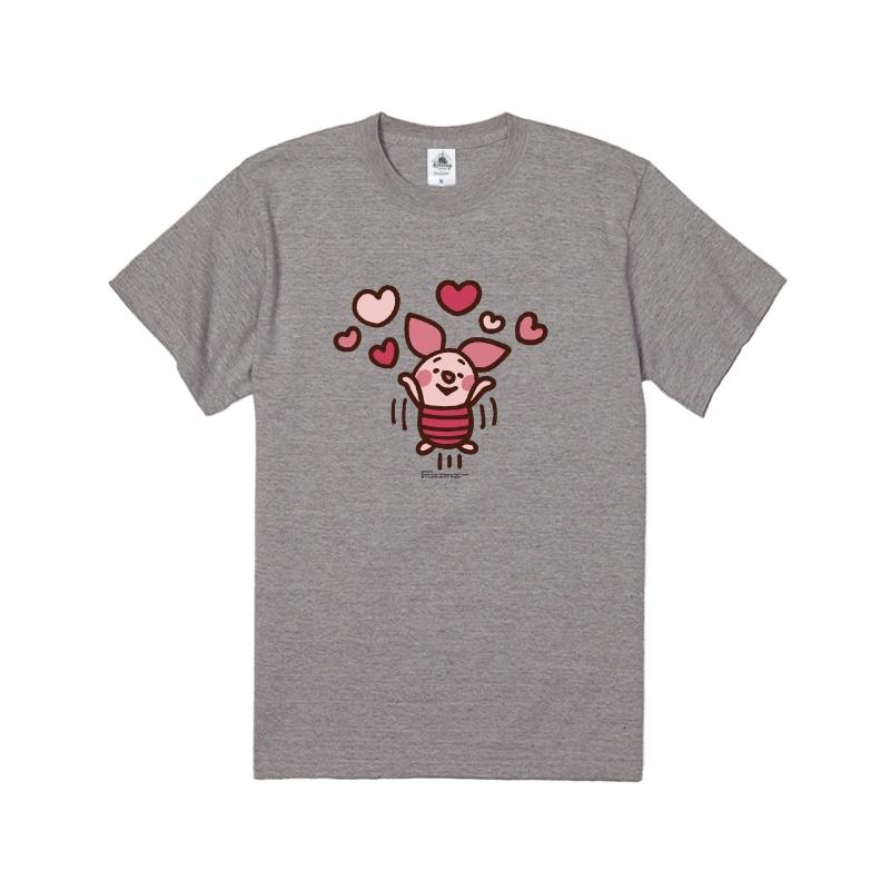 【D-Made】Tシャツ カナヘイ画♪くまのプーさん ピグレット