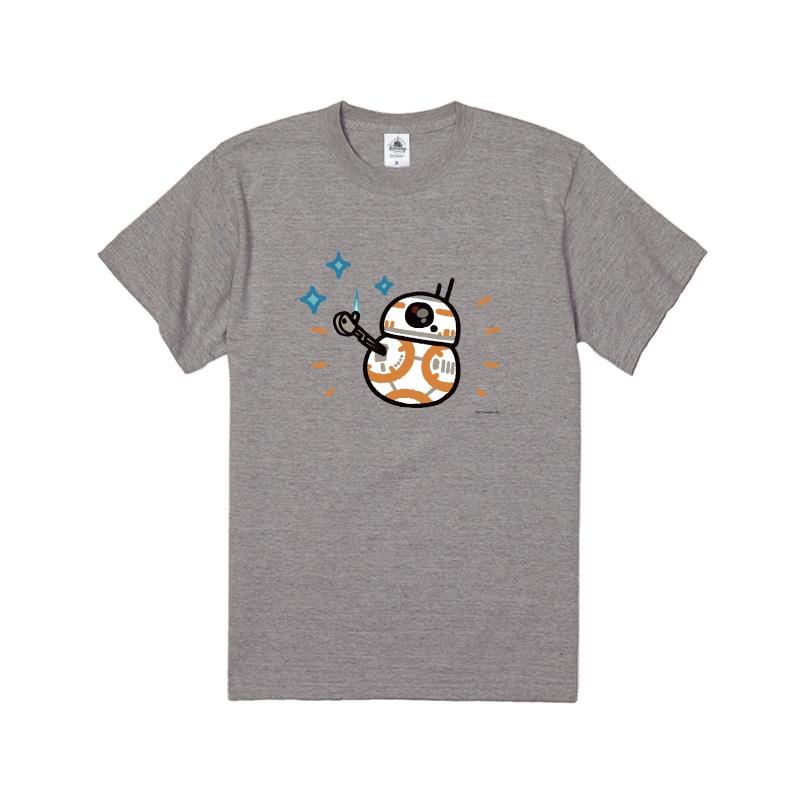 【D-Made】Tシャツ カナヘイ画♪スター・ウォーズ BB-8