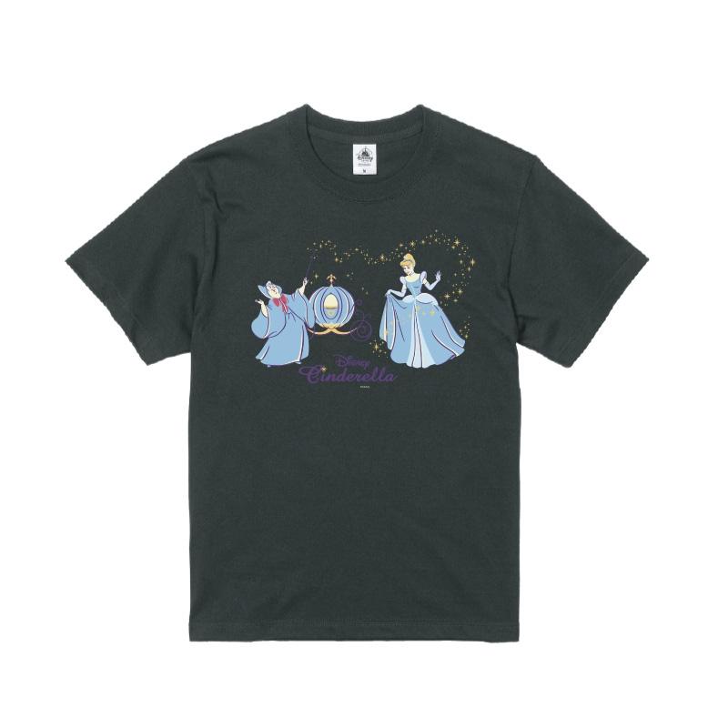 【D-Made】Tシャツ シンデレラ シンデレラ&妖精 ビビディ・バビディ・ブー