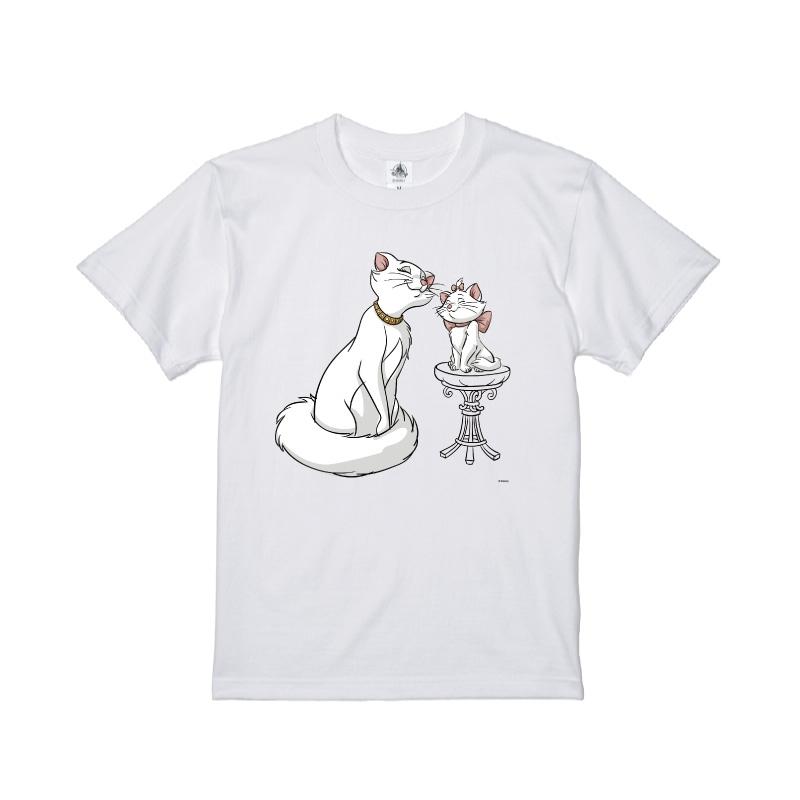 【D-Made】Tシャツ おしゃれキャット マリー&ダッチェス