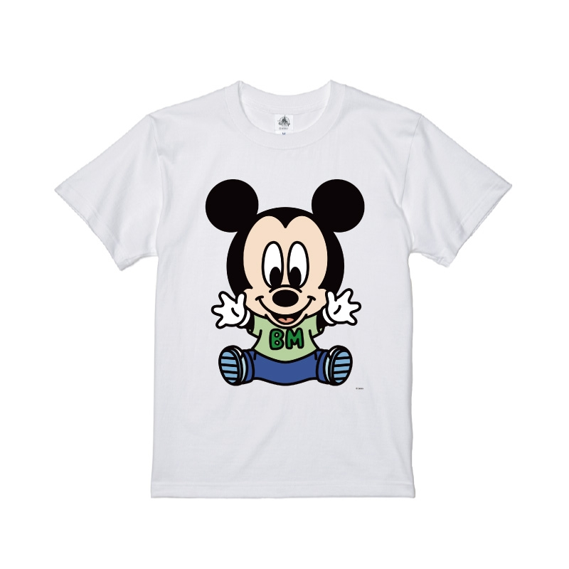 【D-Made】Tシャツ ミッキー ベイビー
