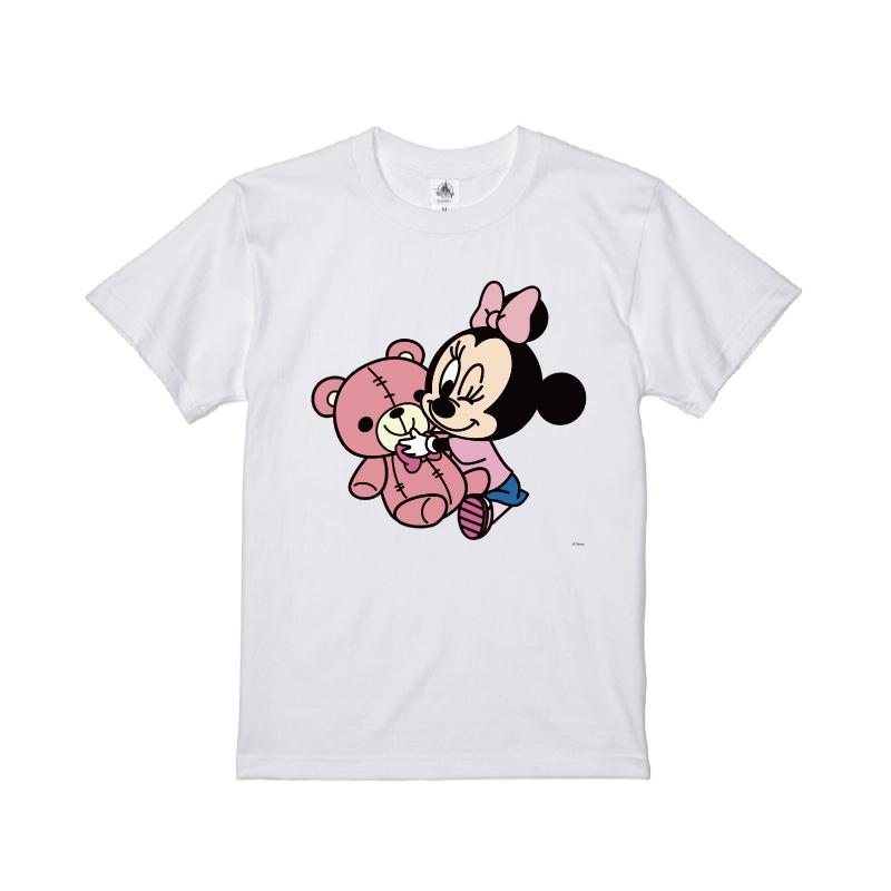 【D-Made】Tシャツ ミニー ベイビー ウインク