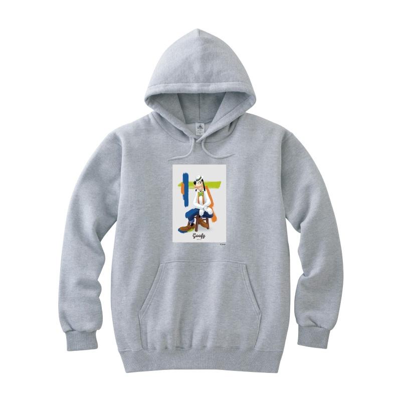 【D-Made】パーカー グーフィー Goofy Style