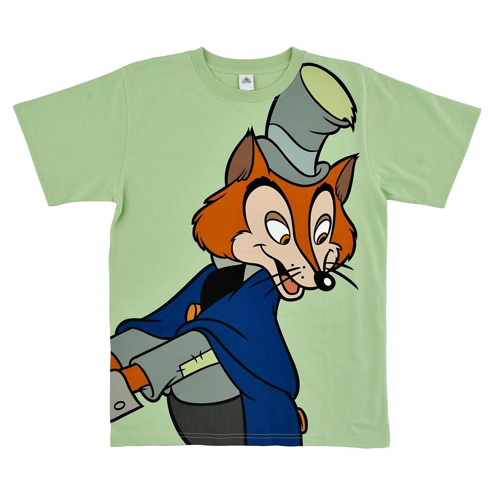 正直ジョン 半袖Tシャツ The Fox and the Hound 40th