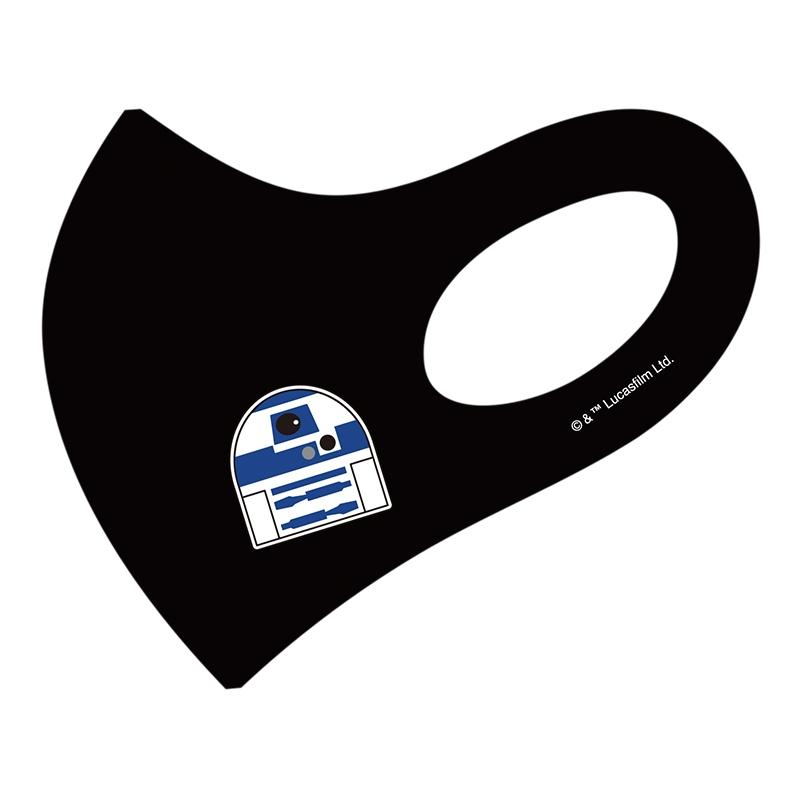 【D-Made】マスク ワンポイント スター・ウォーズ R2-D2
