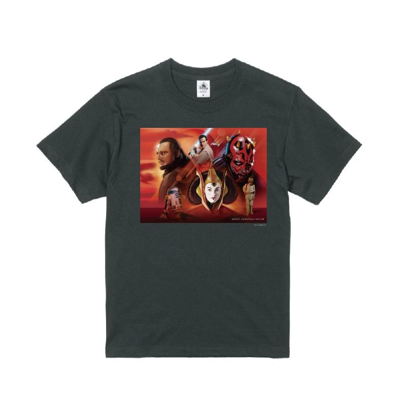 【D-Made】Tシャツ スター・ウォーズ エピソード1/ファントム・メナス