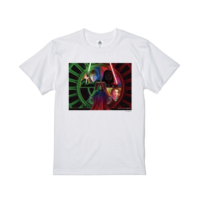 【D-Made】Tシャツ スター・ウォーズ エピソード6/ジェダイの帰還