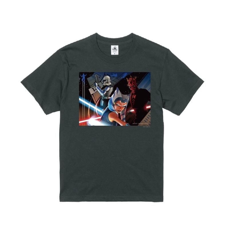 【D-Made】Tシャツ スター・ウォーズ/クローン・ウォーズ