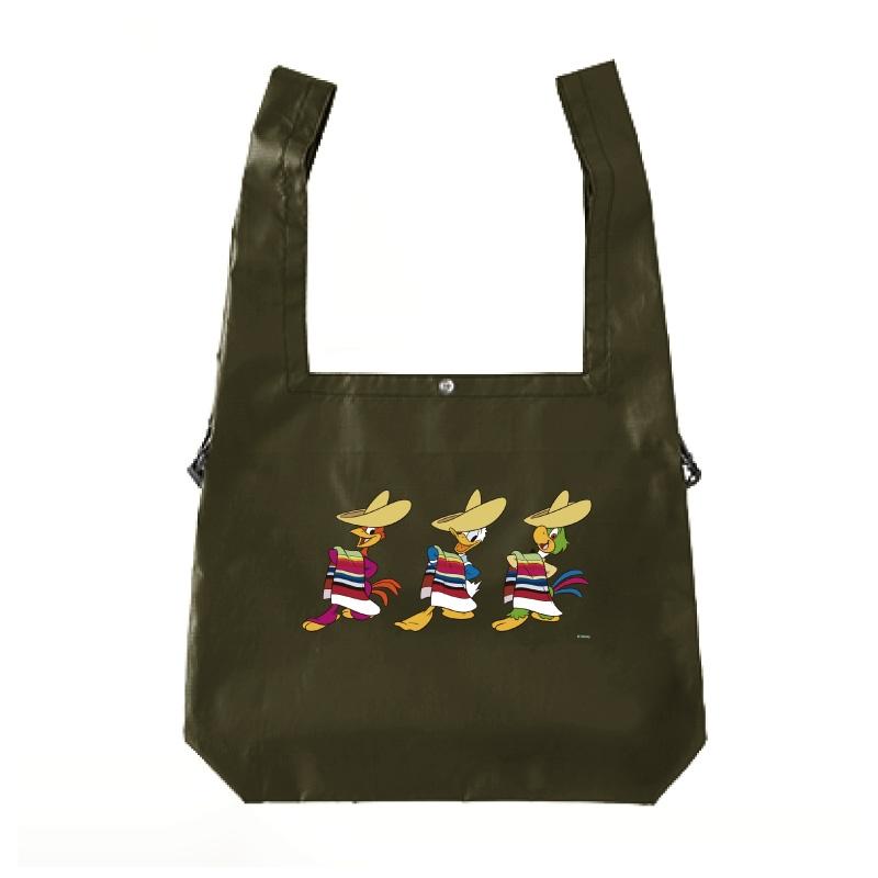 【D-Made】エコバッグ 三人の騎士 Donald Duck Birthday