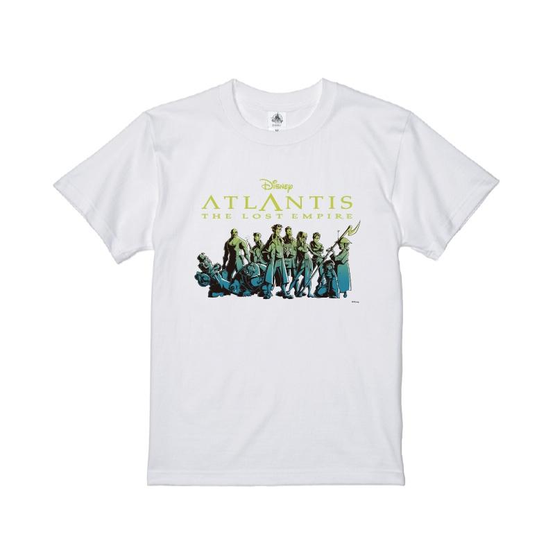 【D-Made】Tシャツ アトランティス 失われた帝国