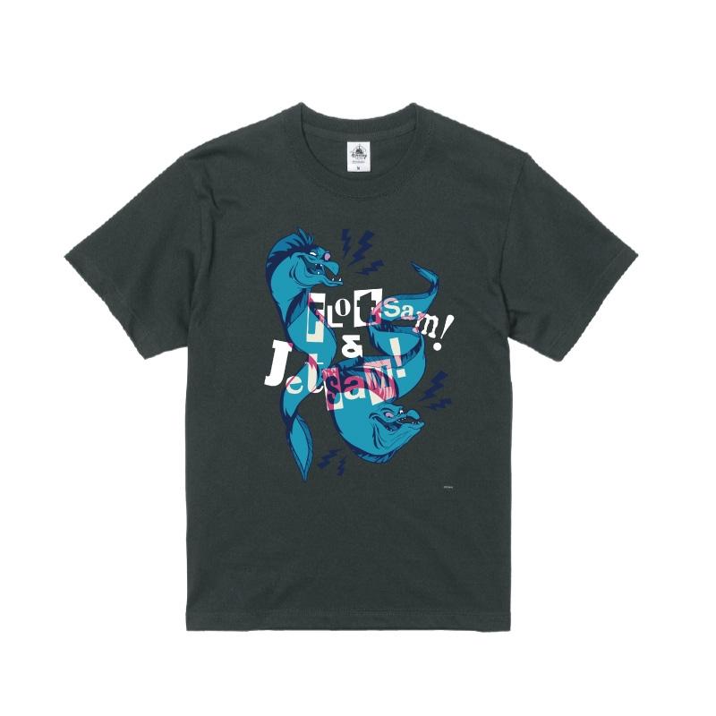 【D-Made】Tシャツ リトル・マーメイド フロットサム&ジェットサム ヴィランズ