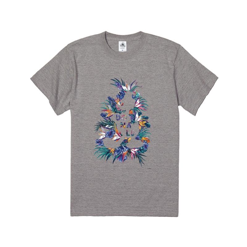【D-Made】Tシャツ ドナルド フラワー