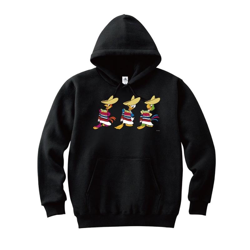 【D-Made】パーカー 三人の騎士 Donald Duck Birthday